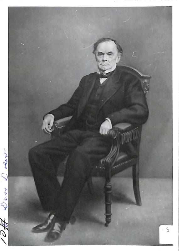 Photograph of Daniel Drew
