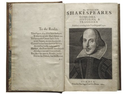 Mr. VVilliam Shakespeares Comedies, Histories, & Tragedies.