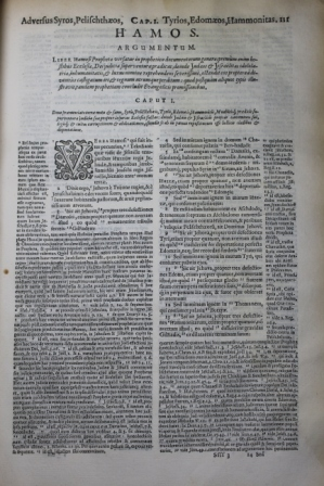 Testamenti Veteris Biblia Sacra [Geneva Bible]