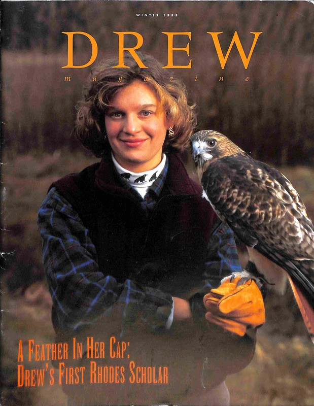 Cover of Winter 1999 Drew Magazine