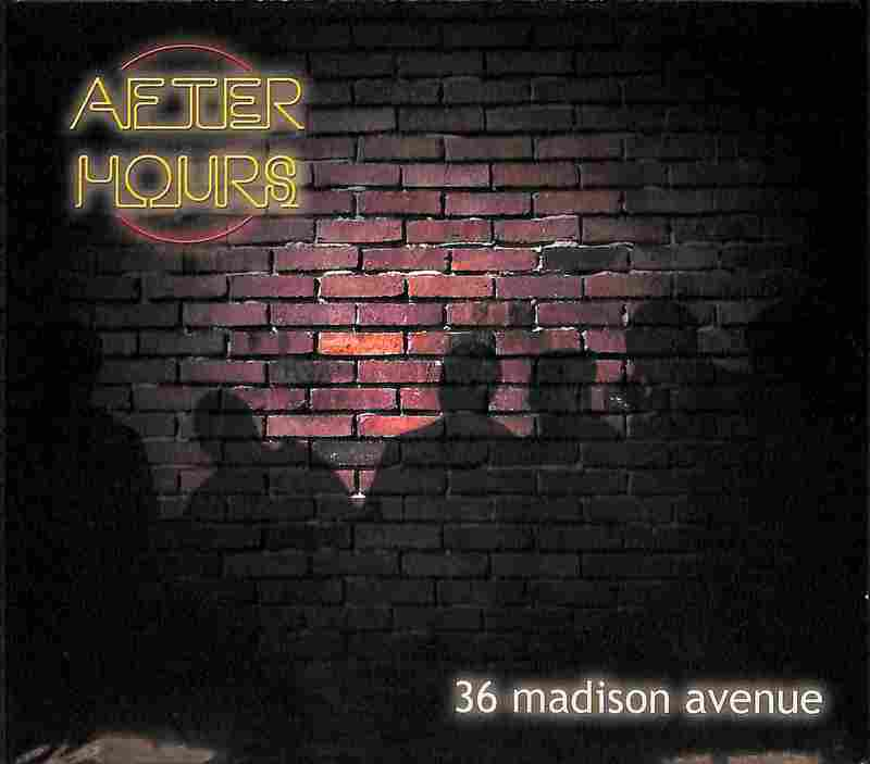 CD Album After Hours by 36 Madison Avenue, a Drew a cappella group