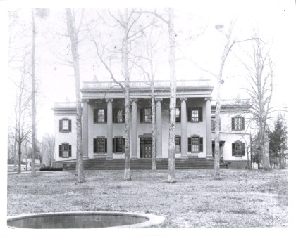 Image of Mead Hall, 1885