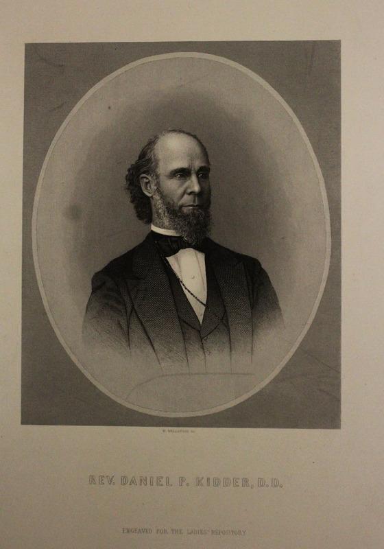 Image of Daniel Parish Kidder