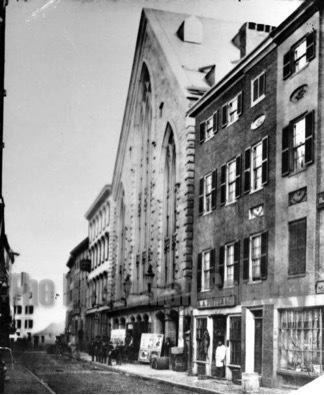 Howard Athenaeum in Boston Photograph