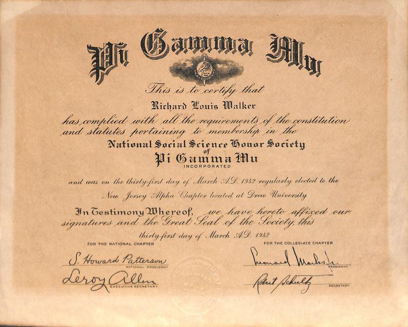 Phi Gamma Mu