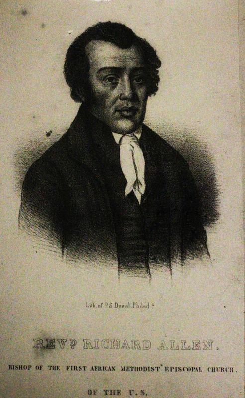 Image of Richard Allen
