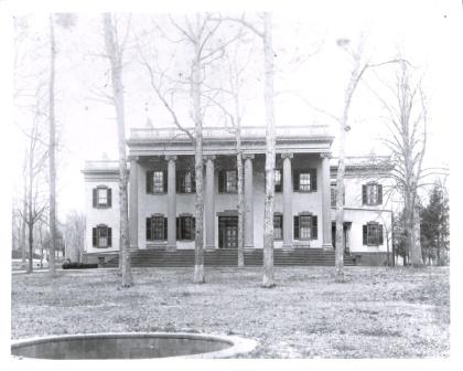 Mead Hall, c. 1885