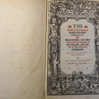 Booke of Common Prayer (1549)