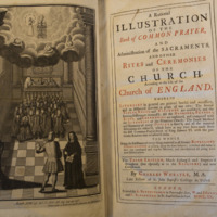 A Rational Illustration of The Book of Common Prayer, 3 ed. (1720)