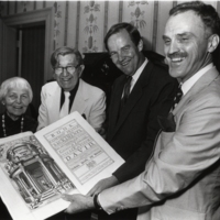 The Masers, Gov. Kean, and Ken Rowe