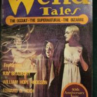 Weird Tales magazine