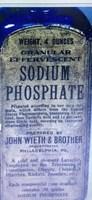 DUPRS_0058 John Wyeth & Bro Bottle