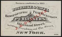 DUPRS_0005 Boericke & Tafel New York Bottle