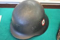 Waffen-SS M42 battle helmet