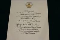 Invitation to Ambassador Walker