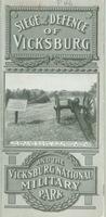 Vicksburg Battlefield Promotional Pamphlet