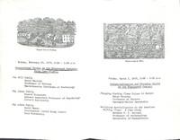 Program for 1979 Graduate School Colloquium