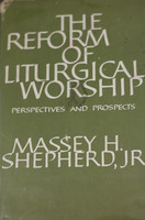 The Reform of Liturgical Worship (1961)