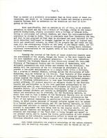 1954 Graduate School Preliminary Announcement