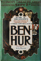 <em>Ben-Hur</em> Play Advertisement