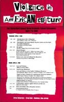 Program for 1988 Graduate School Colloquium