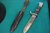 Nazi youth hand knife