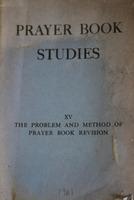 Prayer Book Studies (1961)
